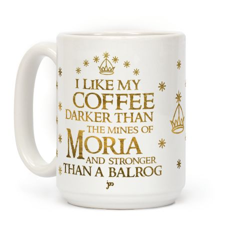 I Like my Coffee Darker Than the Mines... | T-Shirts, Tank Tops, Sweatshirts and Hoodies | HUMAN: