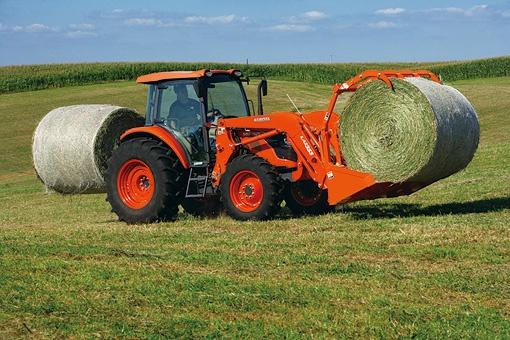 Kubota Tractor Corporation - M8560