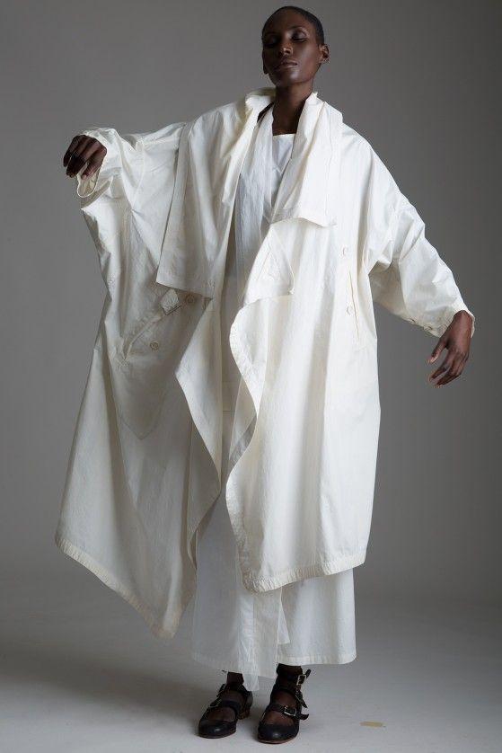 Vintage Issey Miyake Permanenete Coat