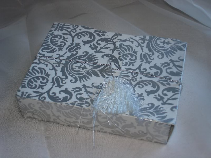 Silver # 94 Collapsible Box   (34)
