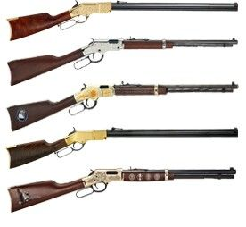 Henry Rifles Save those thumbs & bucks w/ free shipping on this magloader I purchased mine http://www.amazon.com/shops/raeind   No more leaving the last round out because it is too hard to get in. And you will load them faster and easier, to maximize your shooting enjoyment.