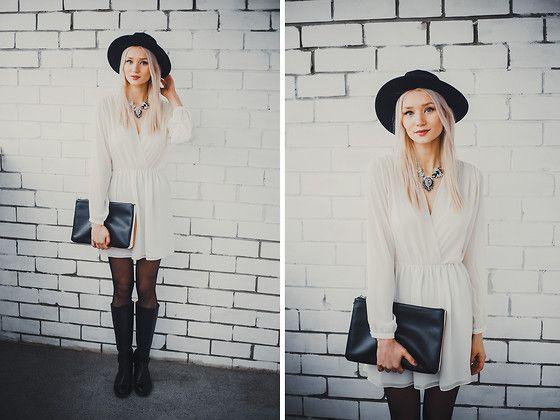 Simple pretty dress.