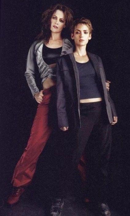 Sigourney Weaver and Winona Ryder, Alien Resurrection (1997)