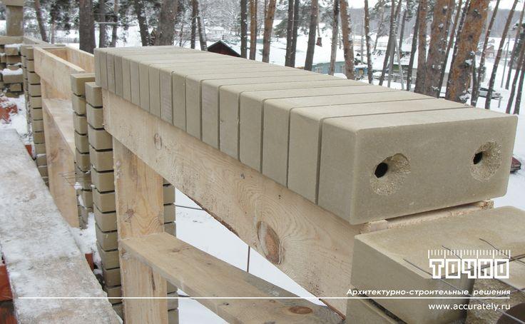 Армо-каменная перемычка #ТОЧНО #строительство  #дома #Тамбов