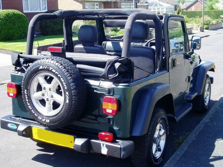 2001 jeep wrangler tj 4 0 sport soft top lady driver since 2004. Black Bedroom Furniture Sets. Home Design Ideas