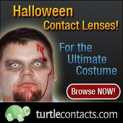 Cheap Prescription Halloween Contacts