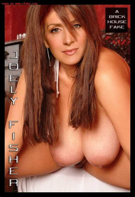 joely fisher fake nude