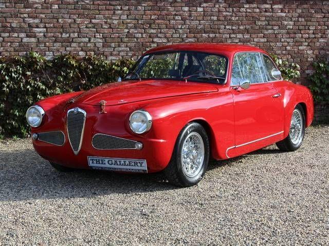Alfa Romeo 1900 Coupé CSS (1954)