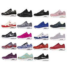 Wmns Nike Air Max 1 Ultra Essential / Moire NSW Womens Running Shoes Pick 1