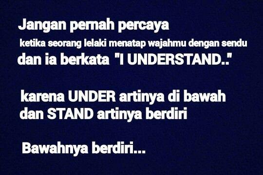 Hahahah...