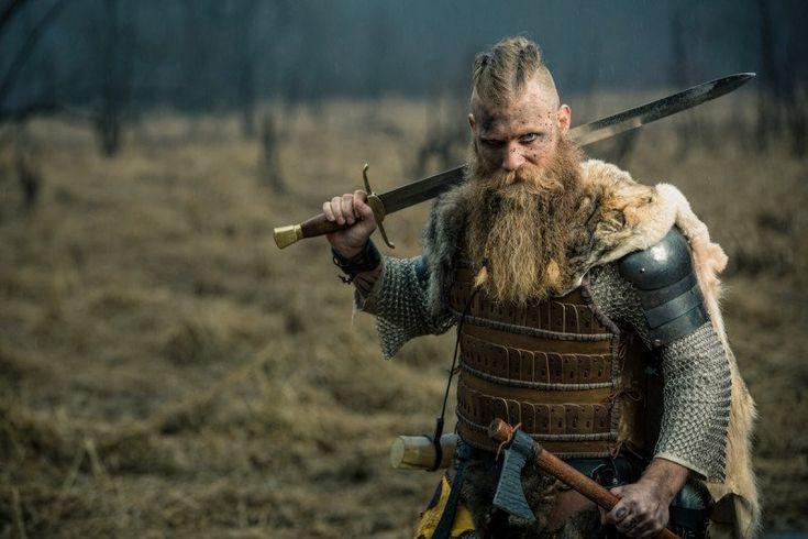 фото викингов варваров удобная берегу, борту