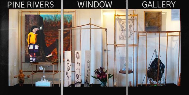 EOI For Pine Rivers Art Gallery – Window space | BNE ART