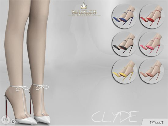 MJ95's Madlen Clyde Shoes