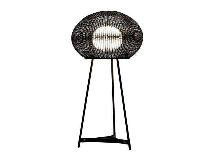 LED Indirect Light Polyethylene Floor Lamp GAROTA   P / 02 By BOVER