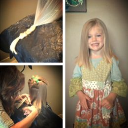 Donate Your Hair Children With Loss Nonprofit They Will Accept Chemically Treated