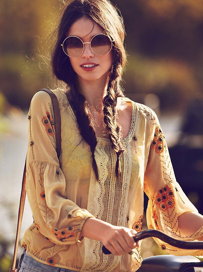 Boho Chic at KG Street Style bohemian