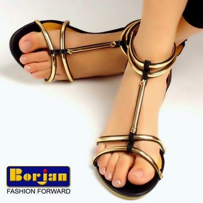 Latest Fashion Shoes Collection 2016-2017 by Borjan