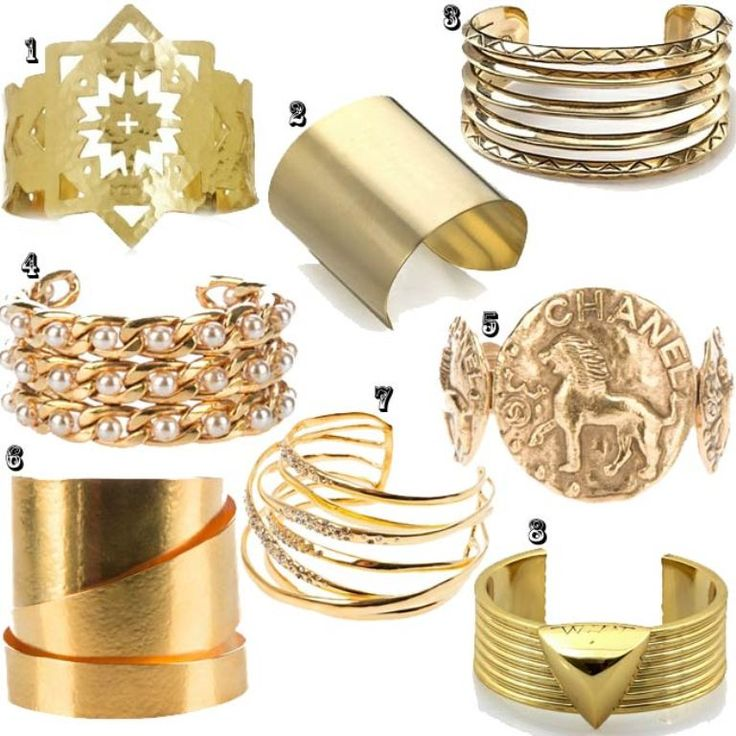 Hottest Christmas Jewelry Trends 2015 ... chunky-cuff └▶ └▶ http://www.pouted.com/?p=41006