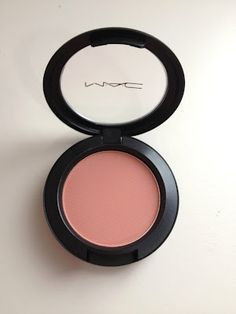 Mac Melba Blush, which everyone should own