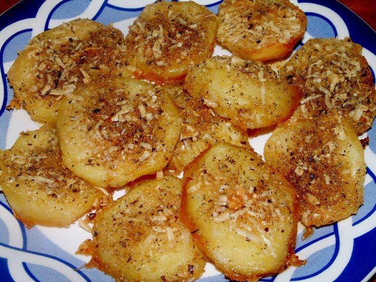 Parmezaanse Aardappelen Uit Oven recept | Smulweb.nl