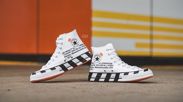 OFF-WHITE Converse Chuck 70