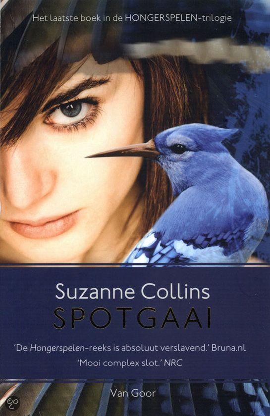 bol.com | Spotgaai, Suzanne Collins | Nederlandse boeken The Hungergames