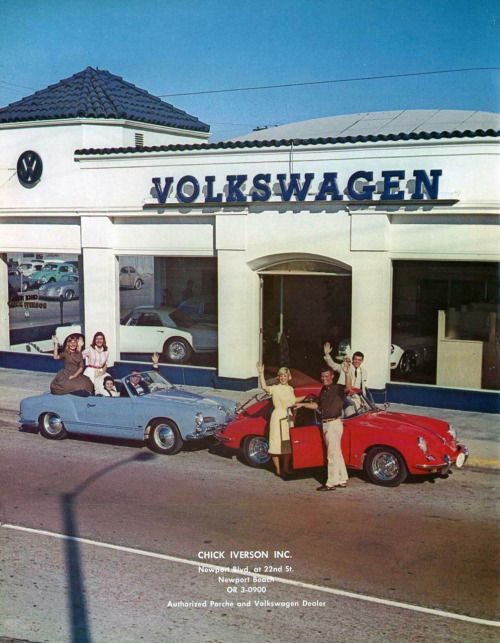 276 Best Images About Old Car Dealerships On Pinterest