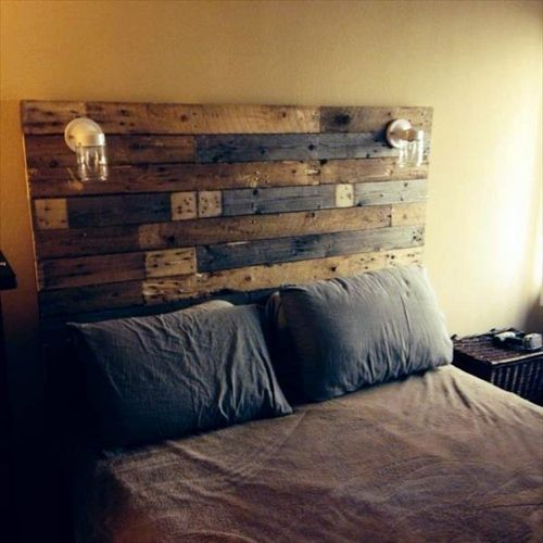 Living Room: Superb Wall Mounted Headboards Diy For Beds Padded Headboard DIY A Custom Hanging from Wall Mounted Headboards Diy Nice Looking