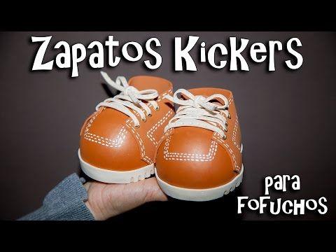 COMO HACER ZAPATOS PARA FOFUCHAS - Ricardo Zafra - YouTube
