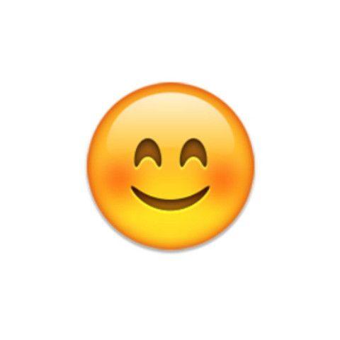"""""""Blushing"""" Emoji= my favorite emoji"""