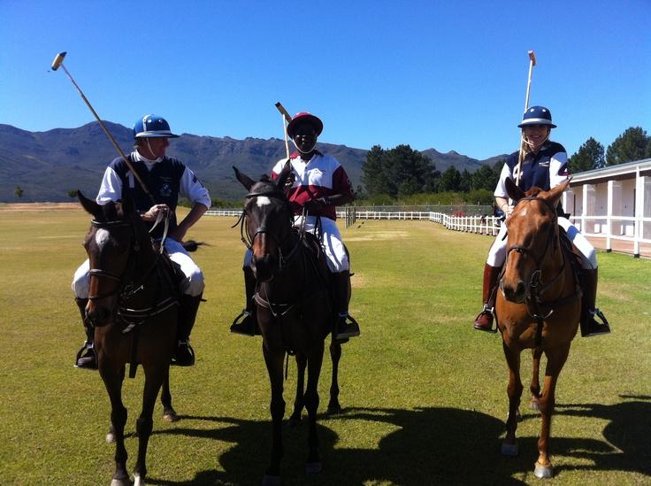 New season starting - first trip to Val de Vie polo club