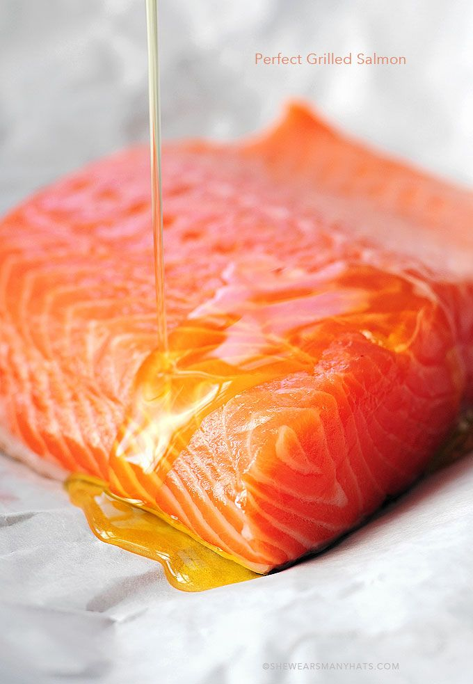 yum. :: Perfect Grilled Salmon Recipe from @Amy Lyons Johnson / She Wears Many Hats