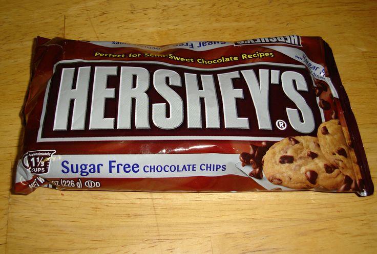Chocolate chip cookies sugar free recipe