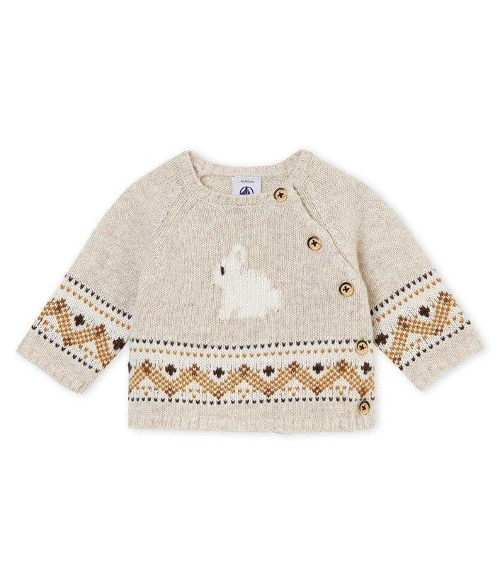 Petit Bateau Baby Boys Sweater