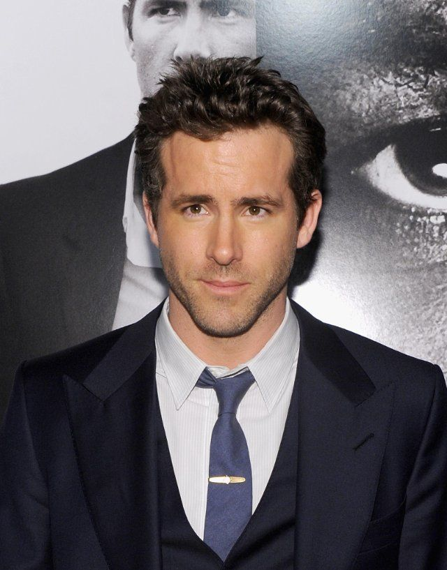Ryan Reynolds:    Totally precious. We'd have cute kids...