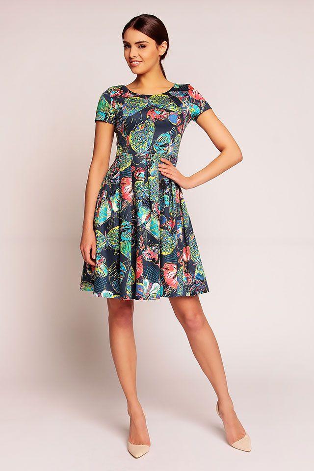 Kolekcja Karen Styl http://bafavenue.pl/wiosenno-letnia-kolekcja-karen-styl/15/ #kolekcja #lookbook #sukienki #KarenStyl #wiosnalato #2015