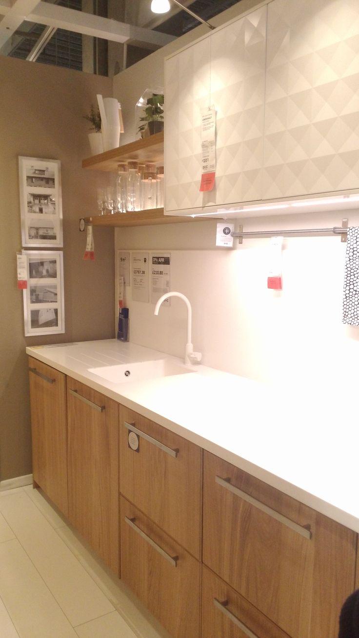 herrestad hyttan ikea kitchen keuken pinterest kitchens interiors and base cabinets. Black Bedroom Furniture Sets. Home Design Ideas
