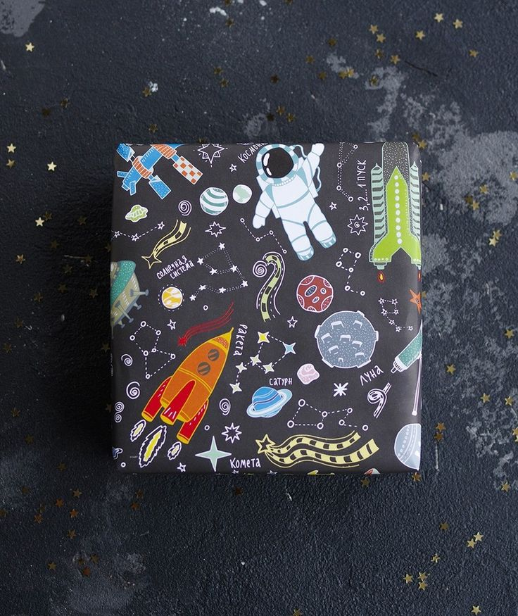Бумага Space Oditty