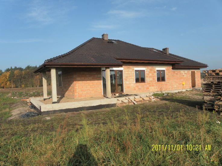 Projekt domu Cztery kąty 2