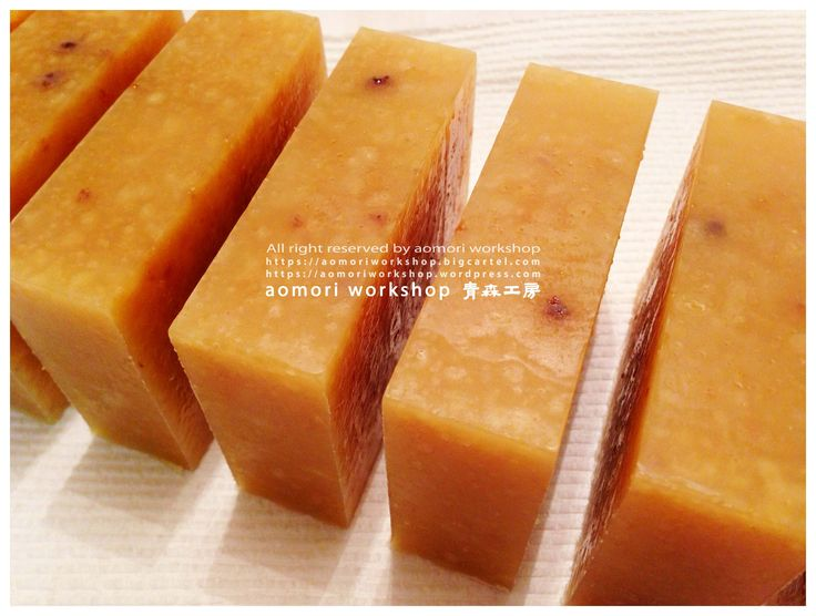 brown sugar soap recipe | Let's do it: DIY Brown Sugar & Ginger Soap