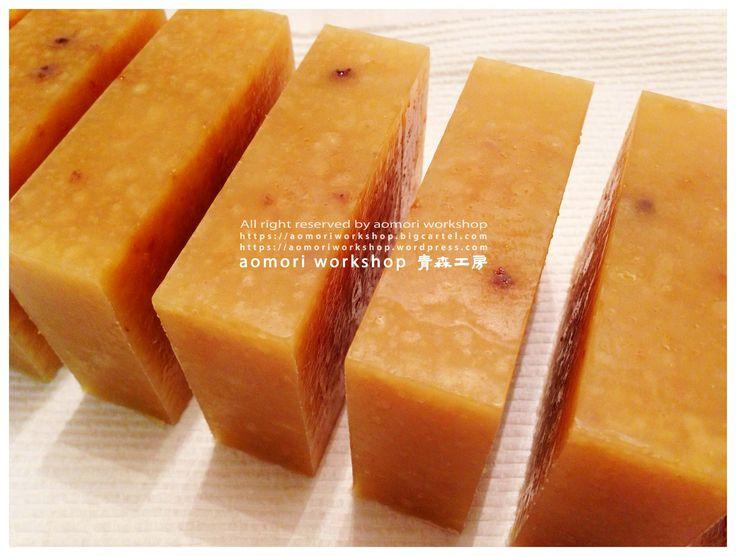 brown sugar soap recipe | Let's do it: DIY Brown Sugar & Ginger Soap