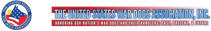 Military working dogs list of supplies