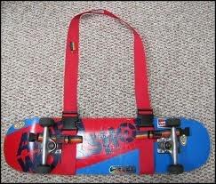 Skate strap