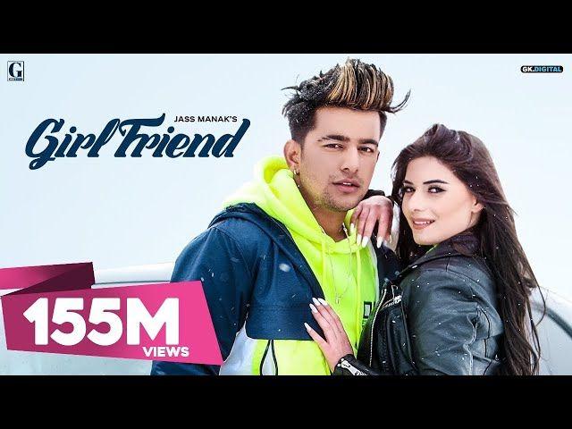 Girlfriend Jass Manak Official Video Satti Dhillon Snappy Romantic Song Gk Digital Geetmp3 In 2020 Romantic Songs Songs Trending Songs