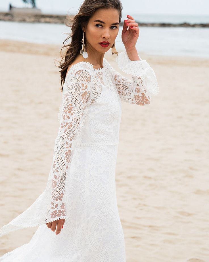 13 best Brautkleider für den Strand images on Pinterest