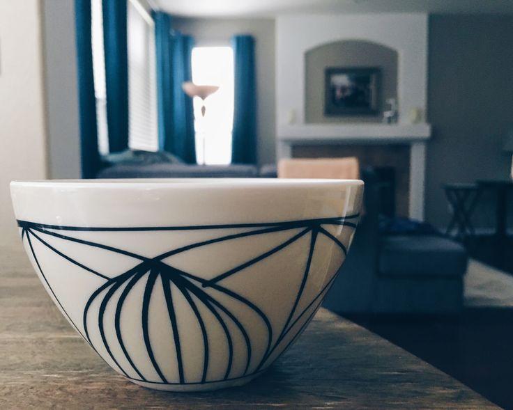 Cappuccino bowl
