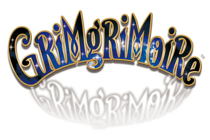 Logo   GrimGrimoire