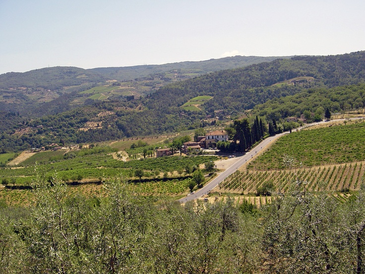 Chianti Country - Tuscany