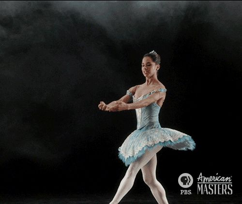 American Ballet Theatre: A History, in GIFS | Vanity Fair - Misty Copeland
