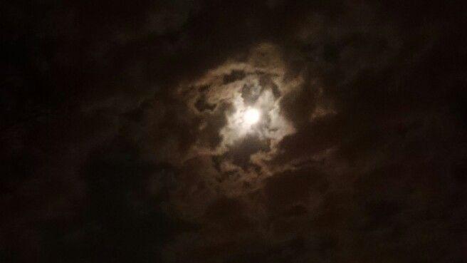"""""""Werewolf moon""""Super moon August 10 August 2014 Sunward Park Boksburg"""